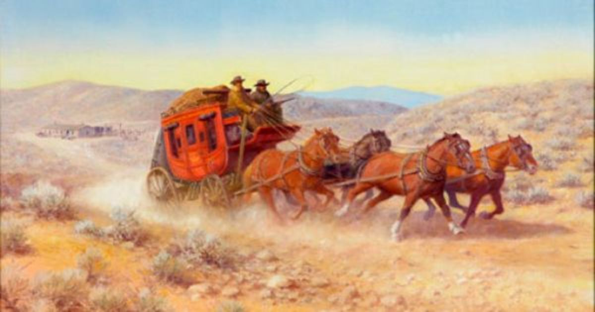 Weston Wagons West - Episode H6 - Iowa was growing, as well
