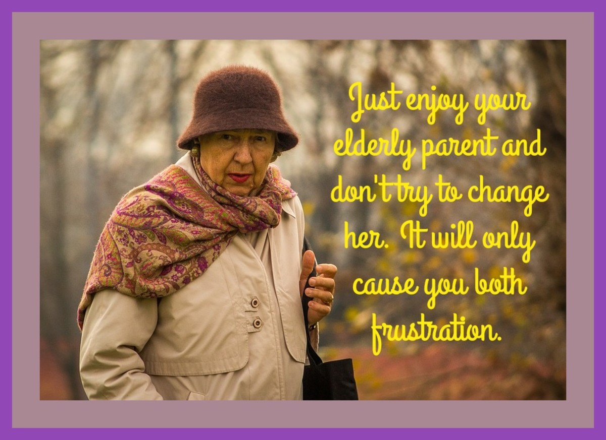My Tips for How to Care for an Aging Parent and Keep Your Sanity