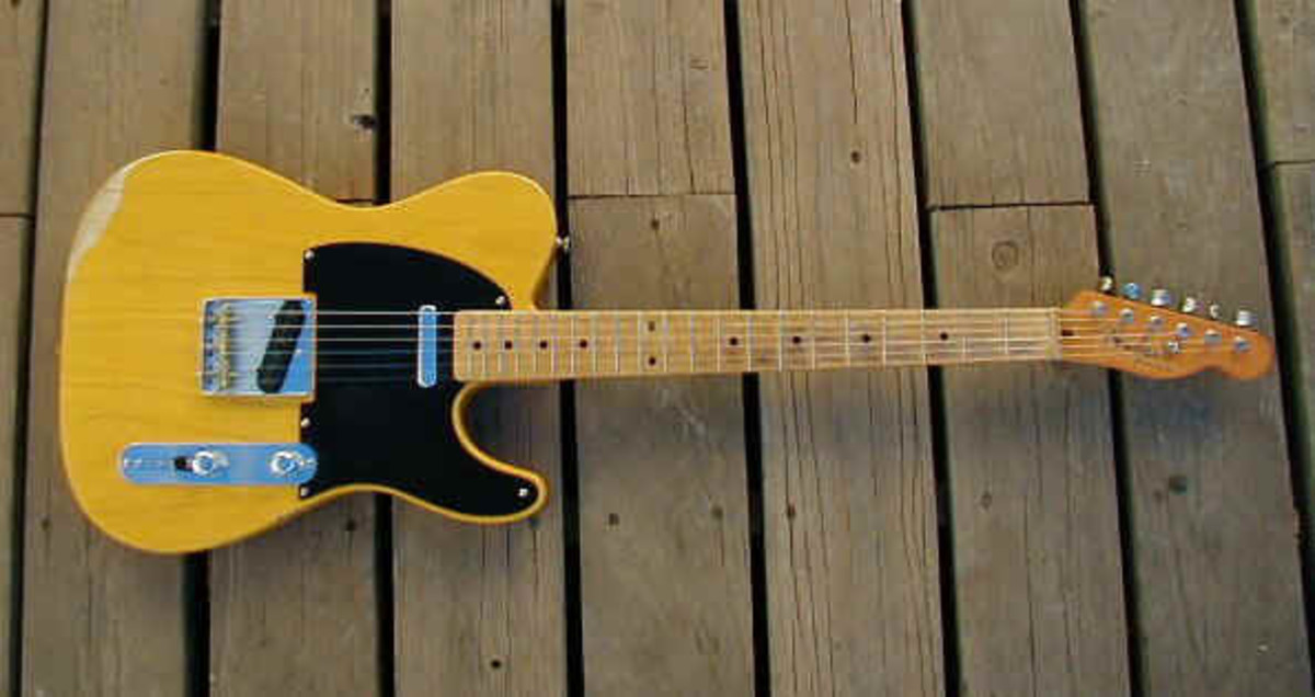 The 5 Best Telecaster Guitars Available