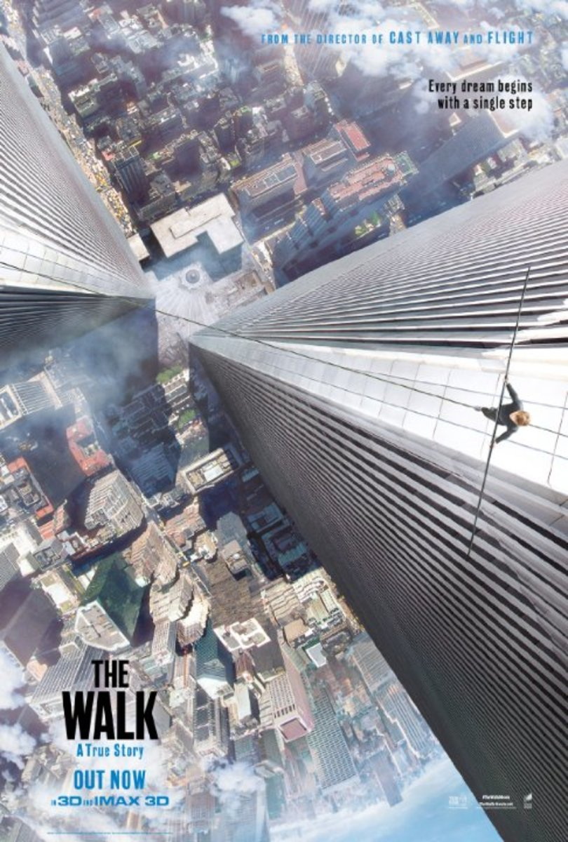 The Walk Is an Amazing High-Wire Cinematic Event