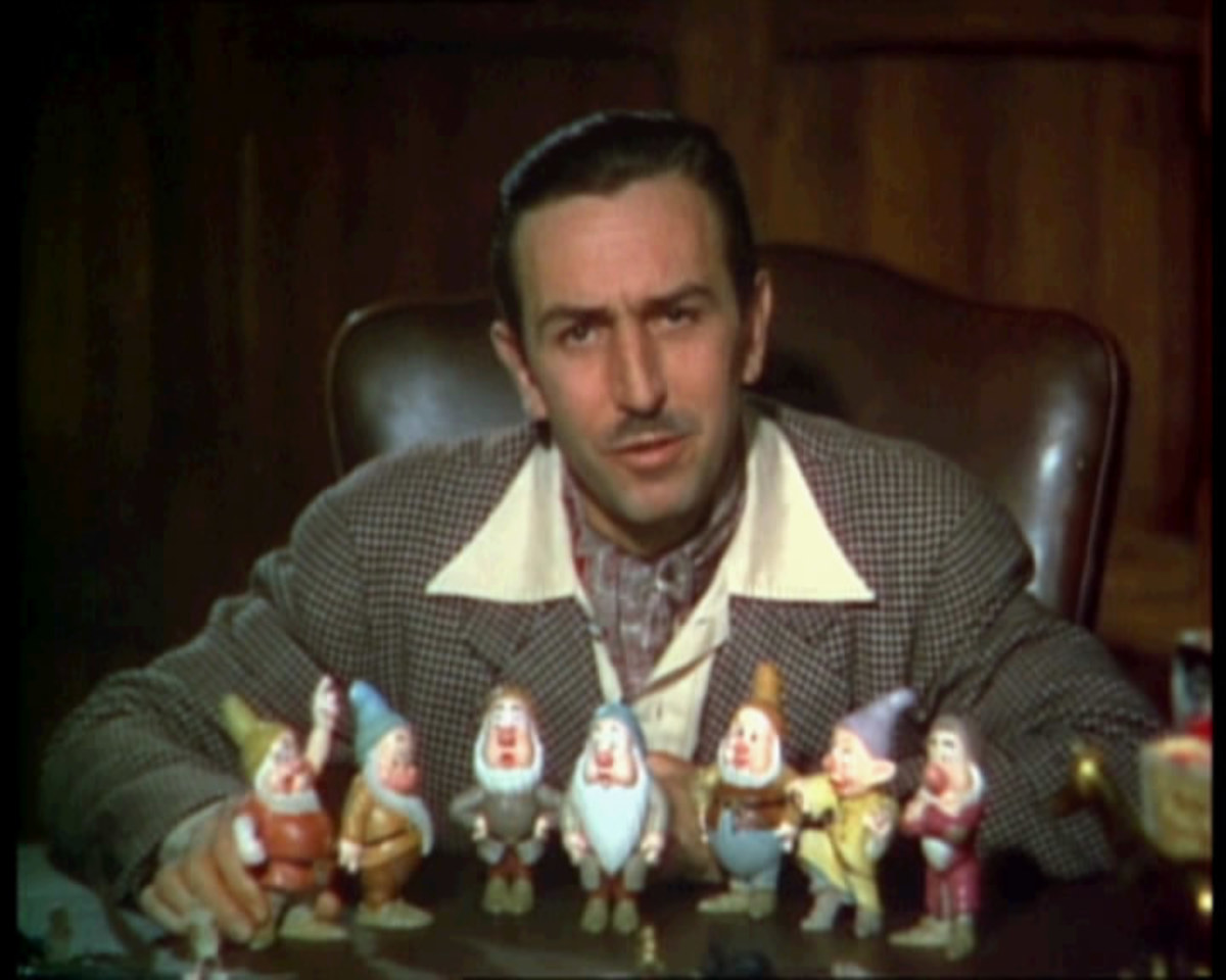 It's now Walt and the Seven Dwarves!