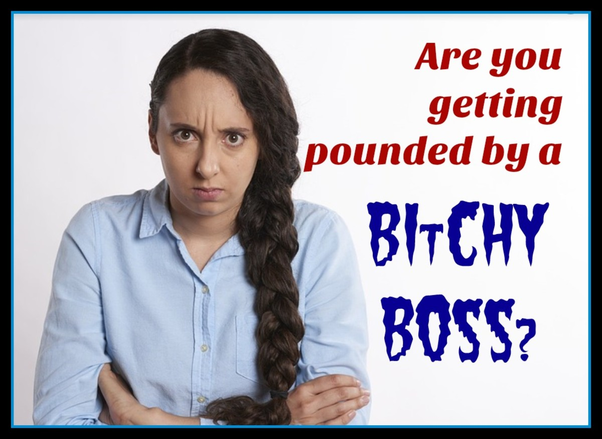 10 Strategies Bitchy Bosses Use to Get the Upper Hand