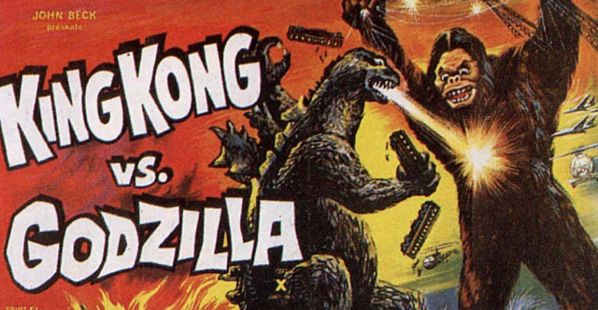 King Kong Defeated Godzilla