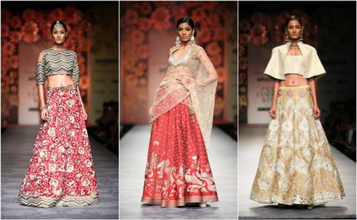 Amazon India's Bridal Wear Fashion Week Spring/Summer 2016