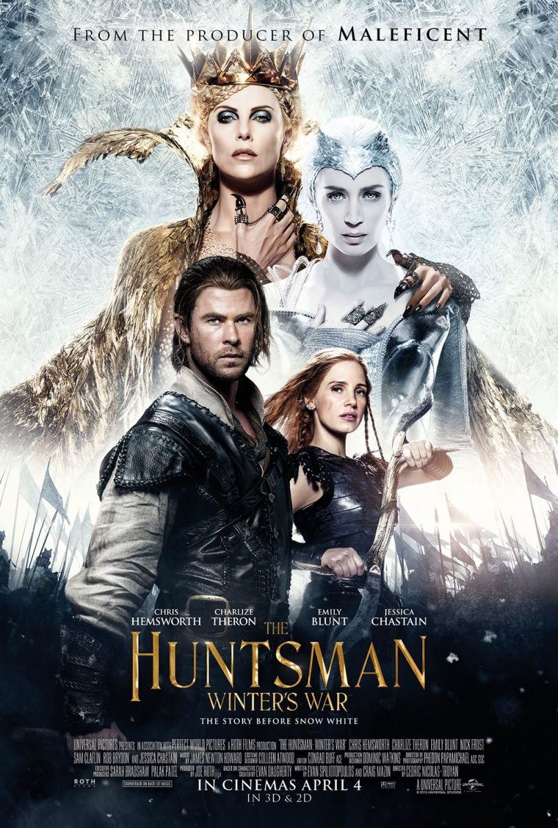 "Review of ""The Huntsman: Winter's War"" (2016)"