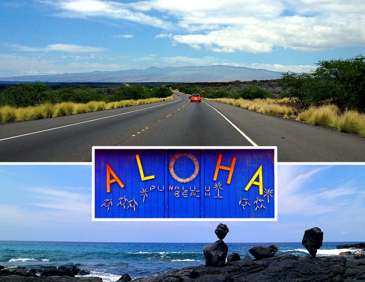Hawaii Road Trip: Around the Big Island in 3 days