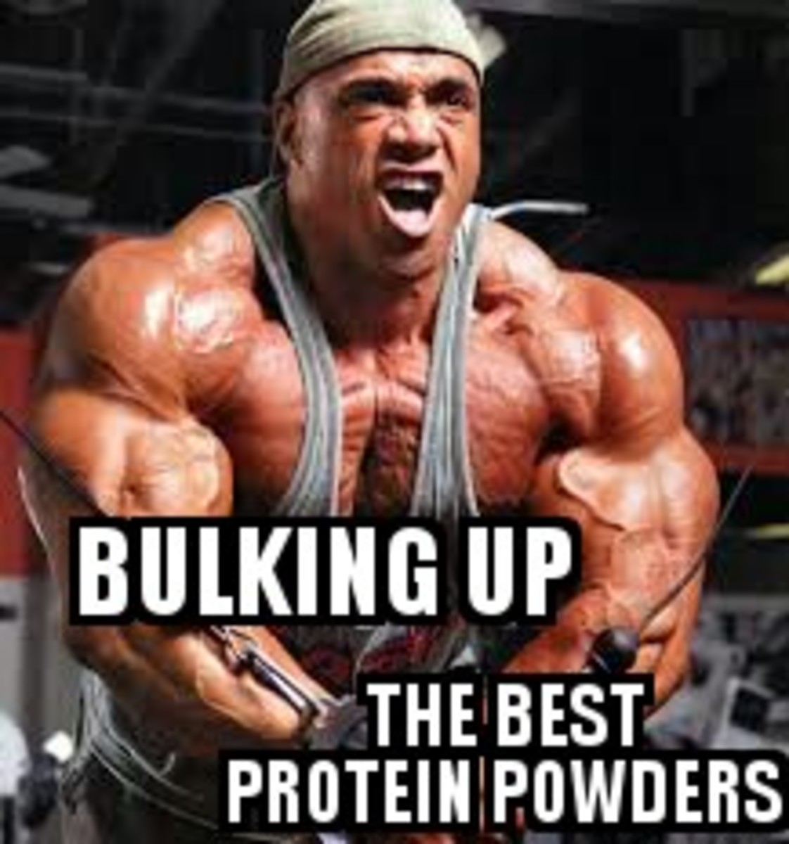 The Best Protein Supplement for Bulking Muscle