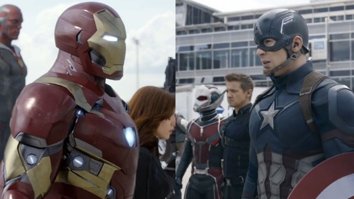 Spoiler Review: Captain America Civil War