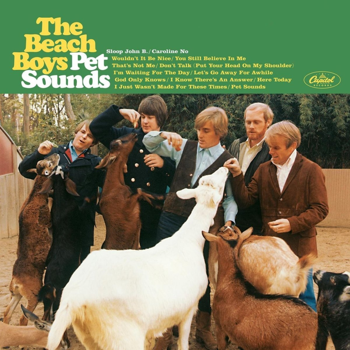 The Beach Boys Pet Sounds: When Greatness Finds Its Way To You