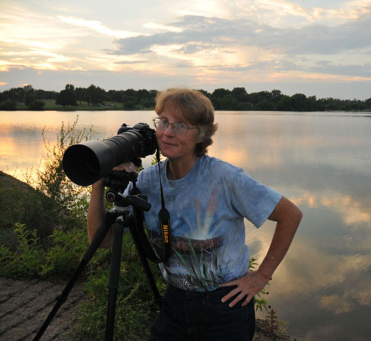 Camera Versus Binoculars, A Bird's Eye View