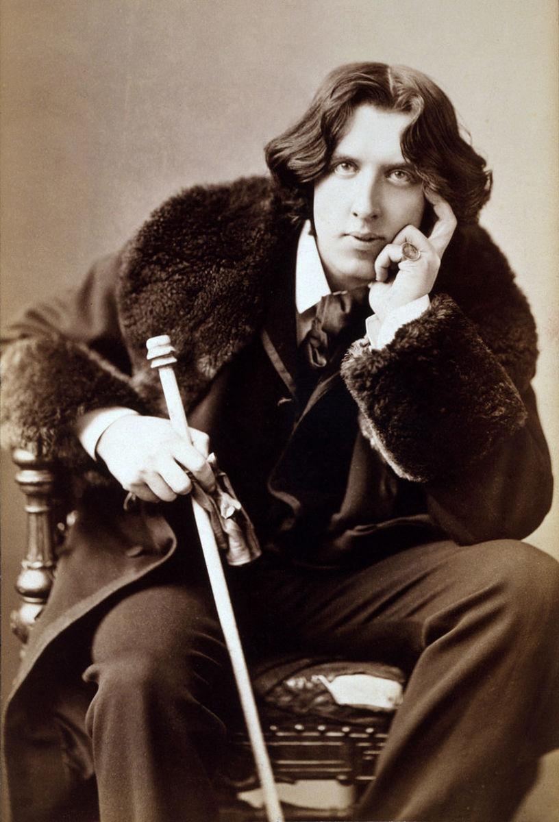 Oscar Wildes To My Wife Owlcation