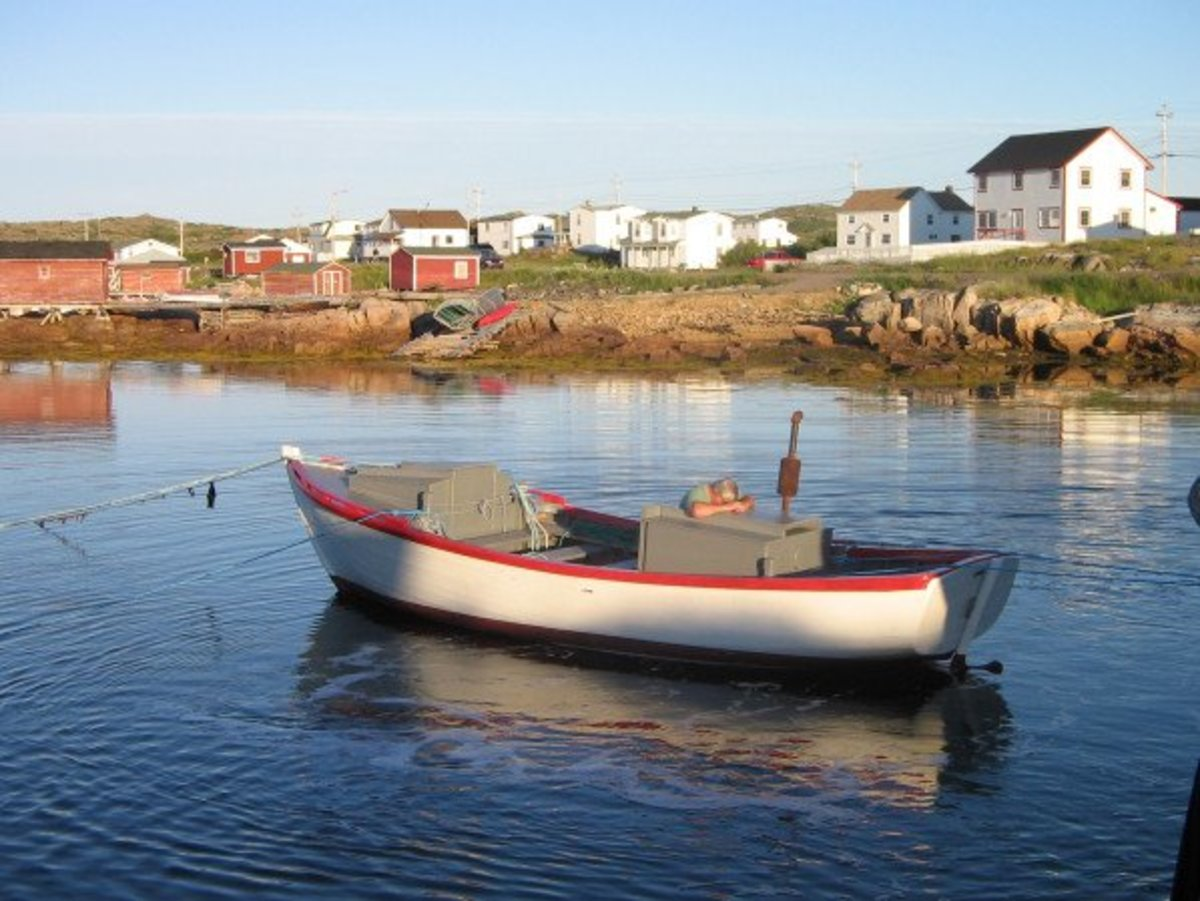 Dildo, and Other Colourful Place Names of Newfoundland