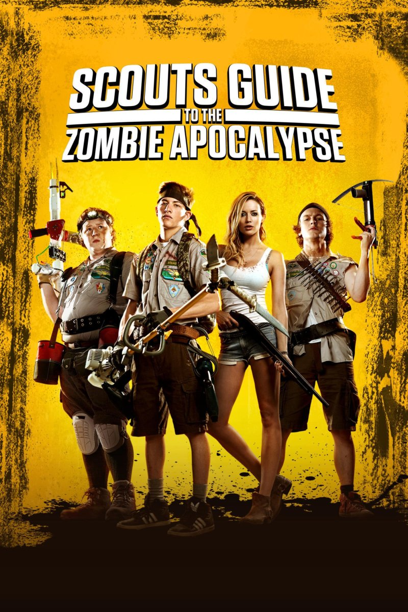 Scouts Vs. Zombies Movie4k