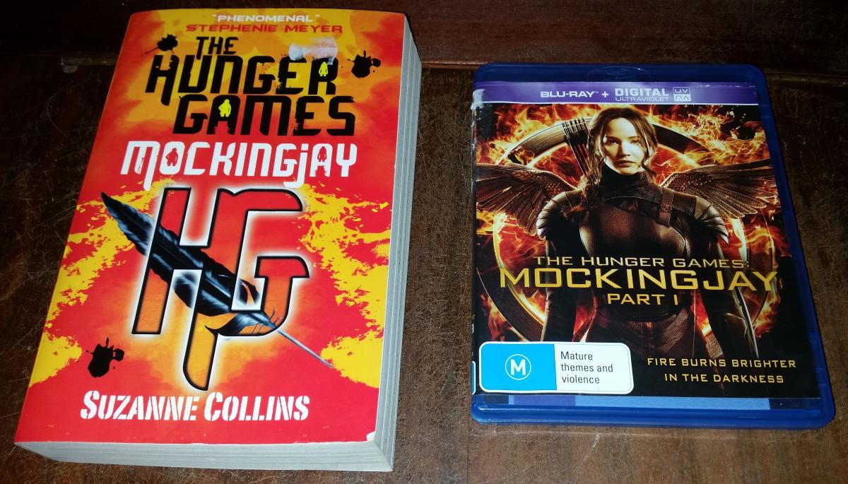Spoiler Alert: does reading the Mockingjay book ruin the movie?