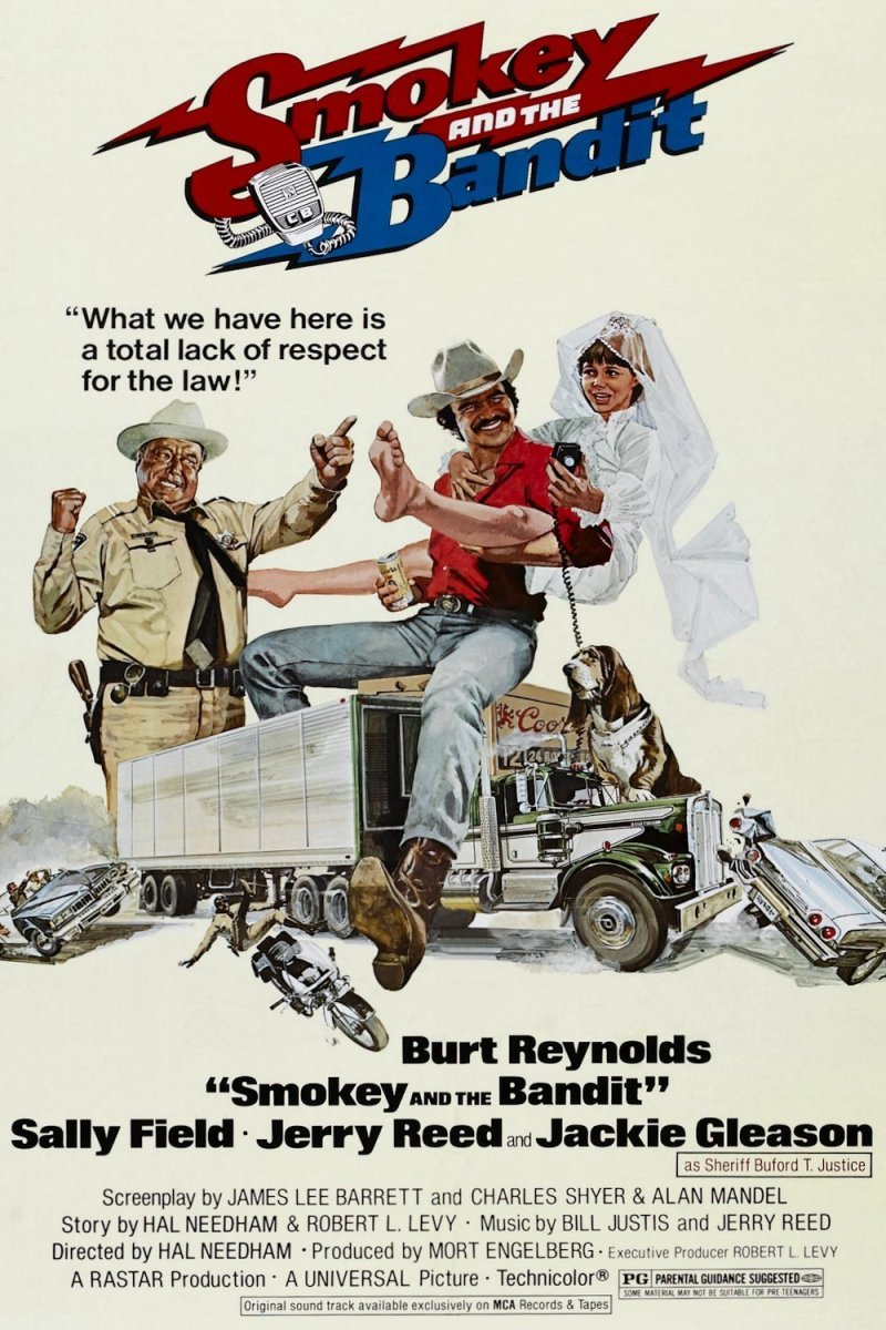 Film Review: Smokey and the Bandit