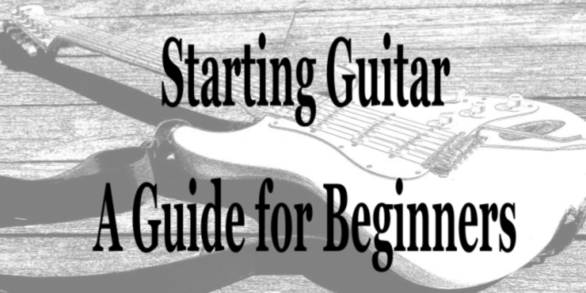 Beginner's Guide to Starting Guitar