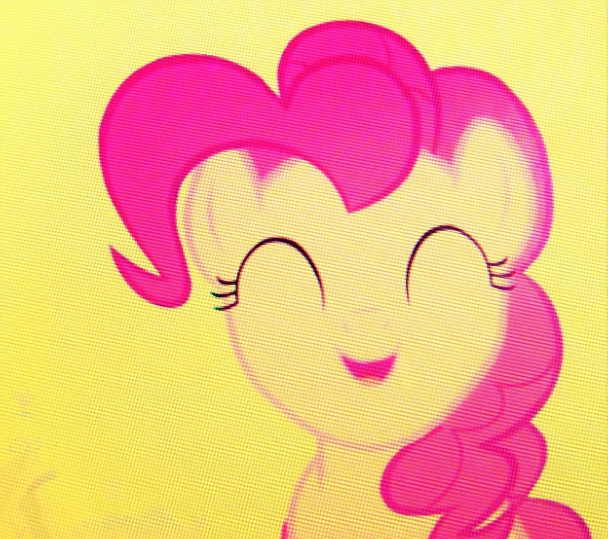 Pinkie's here to see you smile! Please don't sue me, Hasbro. All MLP everything is protected by copyright.