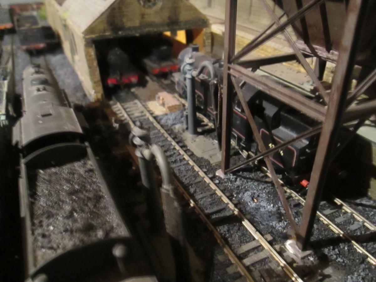 Model Railway Motive Power Depots