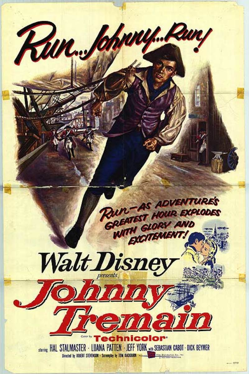 Film Review: Johnny Tremain