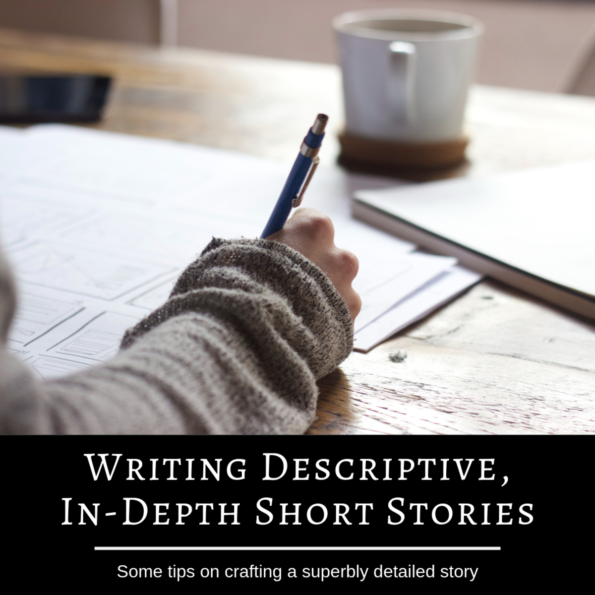 This article will provide some tips and tricks for putting together a vividly descriptive and in-depth short story.