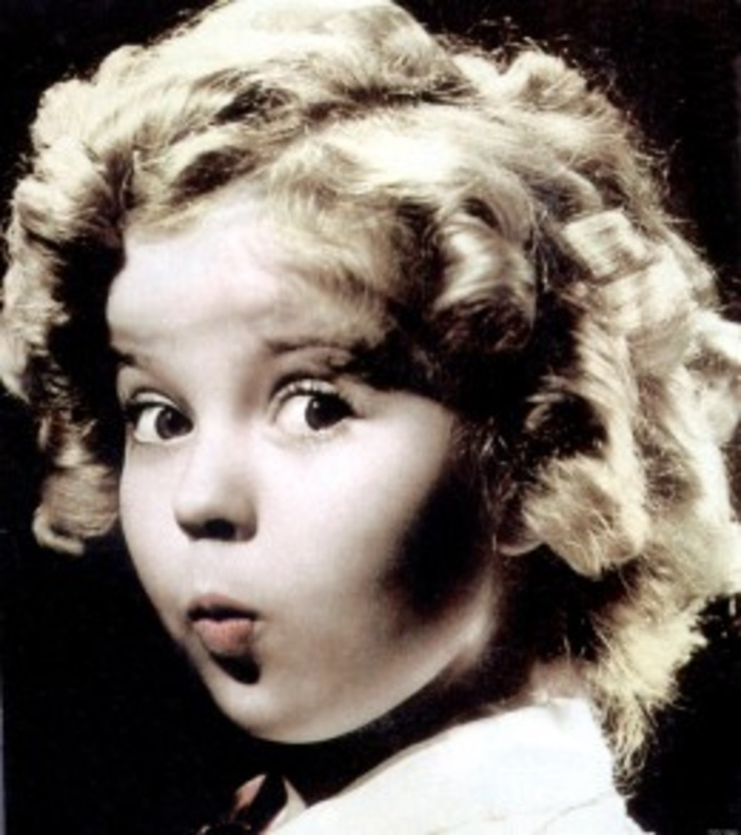 Shirley Temple: America's #1 Sweetheart