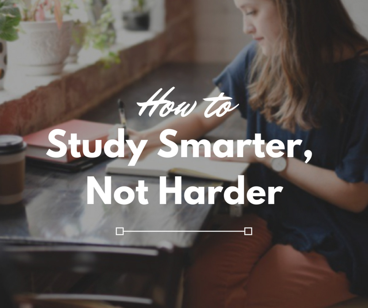 How to Study Smart, Not Hard