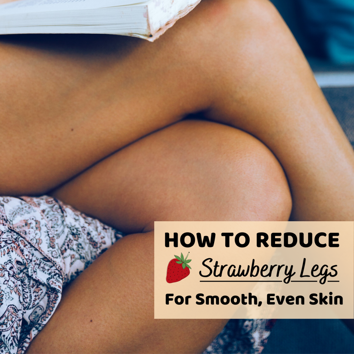 "Does shaving make the pores on your legs stand out? Learn how to help prevent ""strawberry legs"" by changing your routine."
