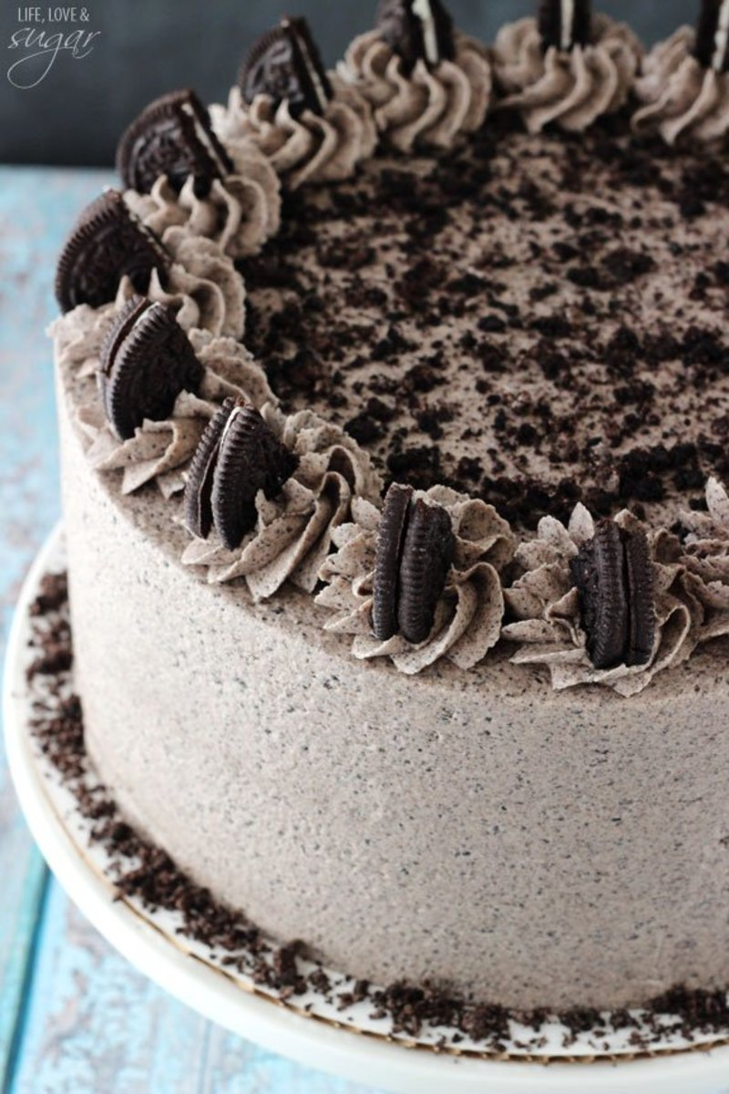 Six Creative Birthday Cake Recipes