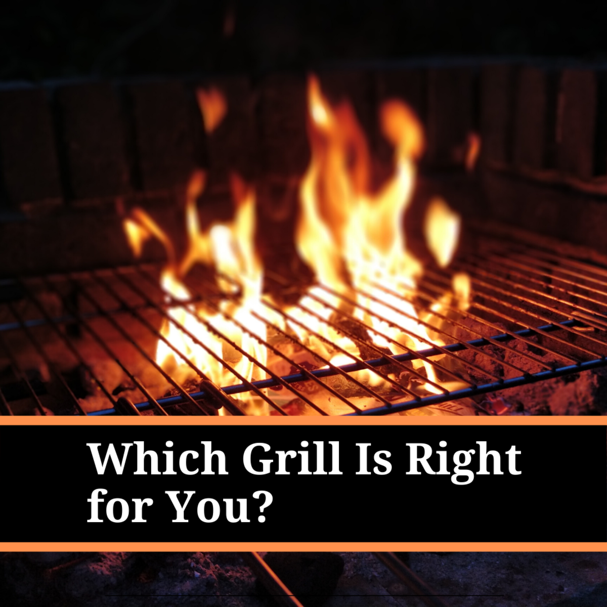 Which Grill Is Right for You? Charcoal, Propane, or Infrared Propane?
