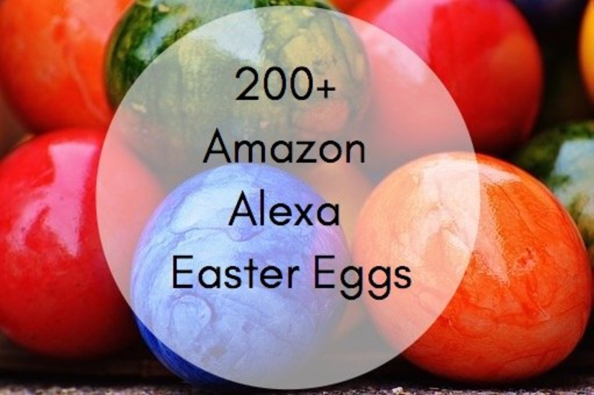 200+ Funny Amazon Alexa Easter Eggs | TurboFuture