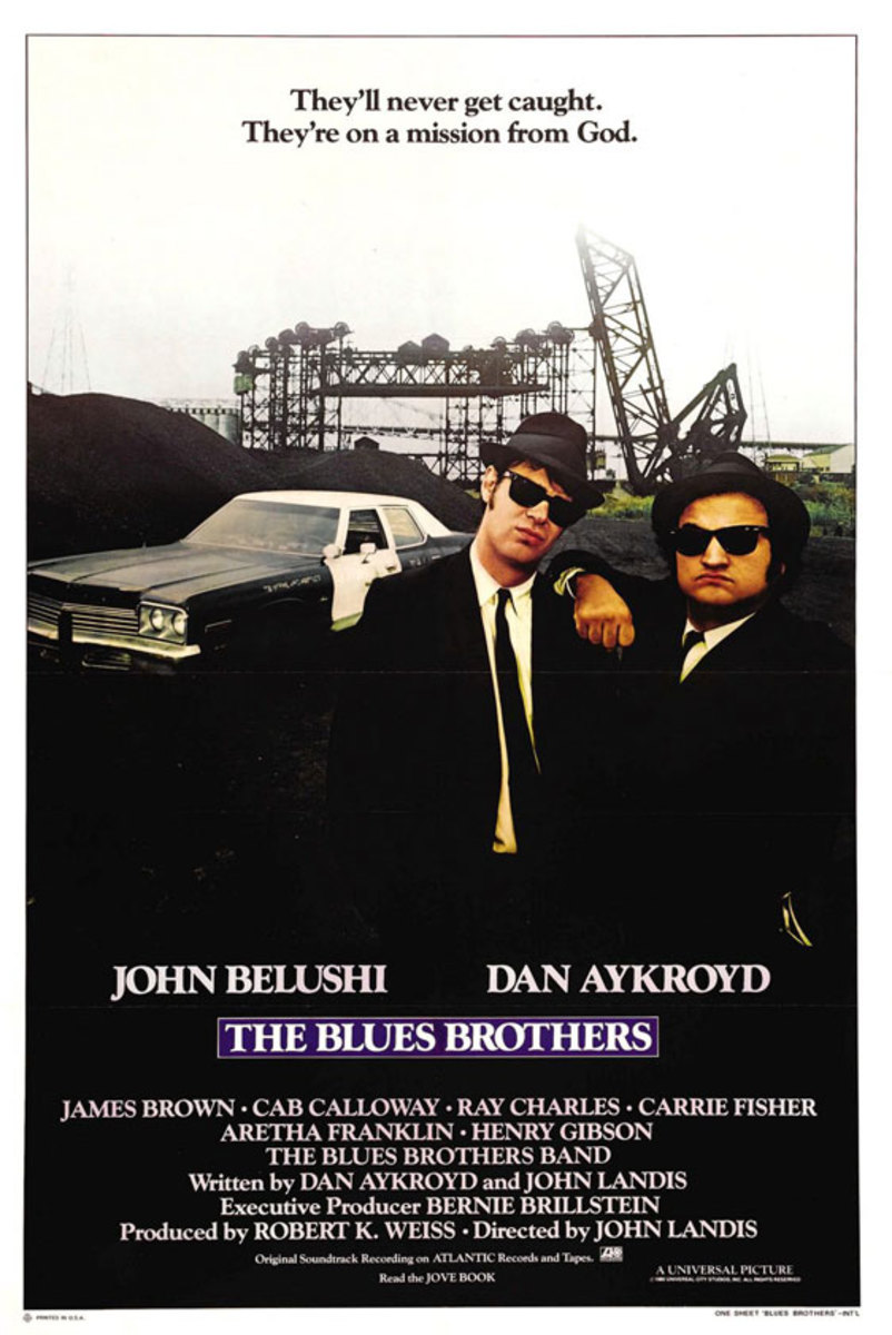 Film Review: The Blues Brothers
