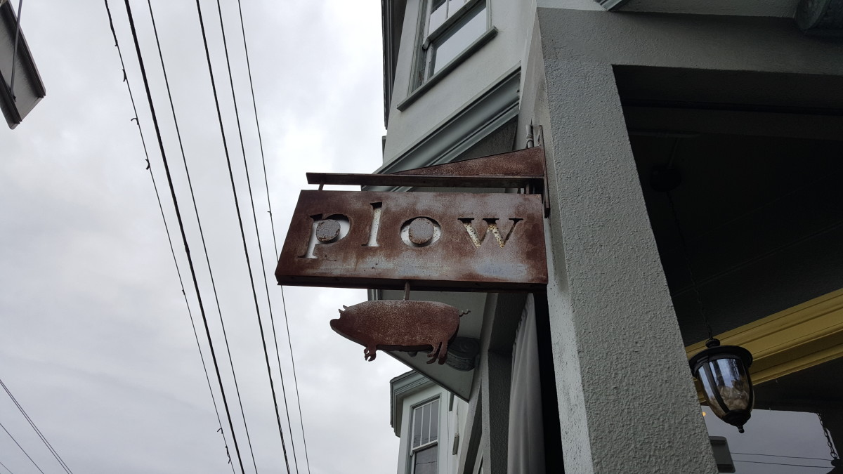 A Review of Plow Restaurant in San Francisco