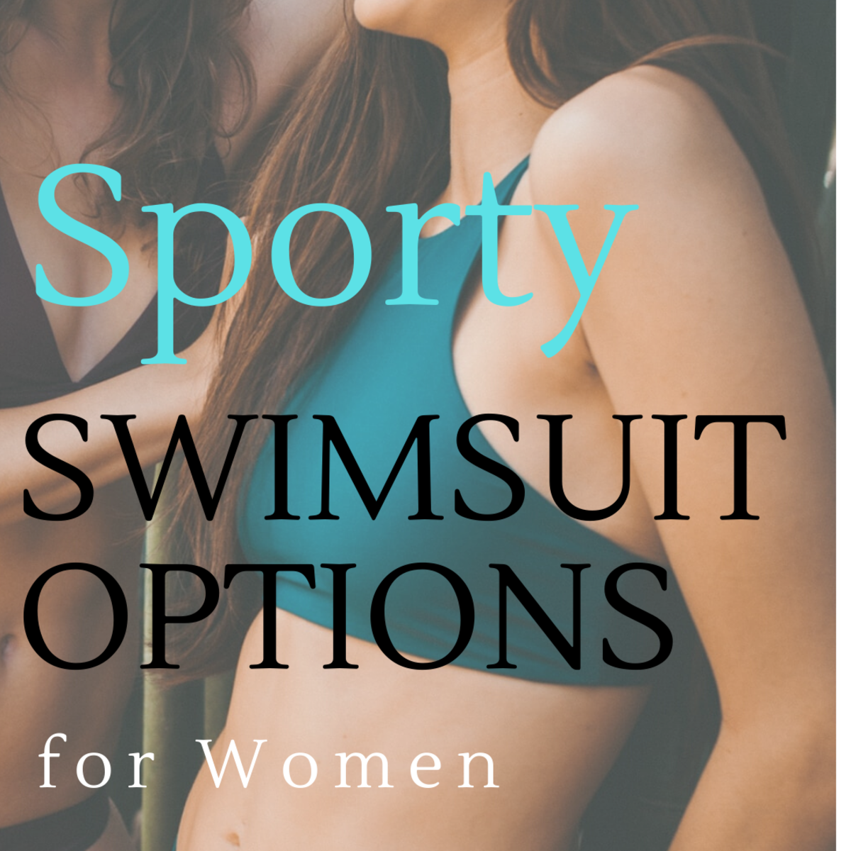 Photos of Sporty Swimsuit Options