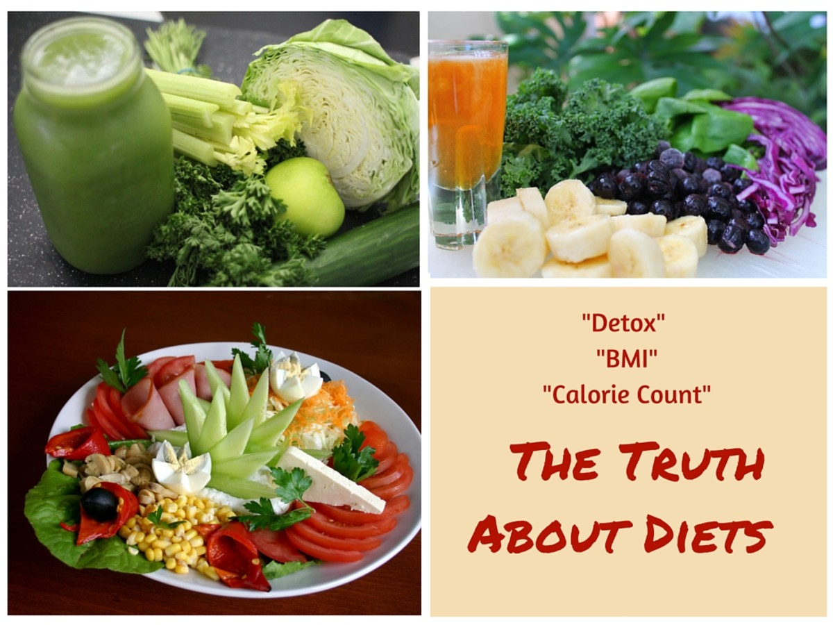 detox, low carb, all vegan. So many diet concepts out there but what actually works is just plain and simple .