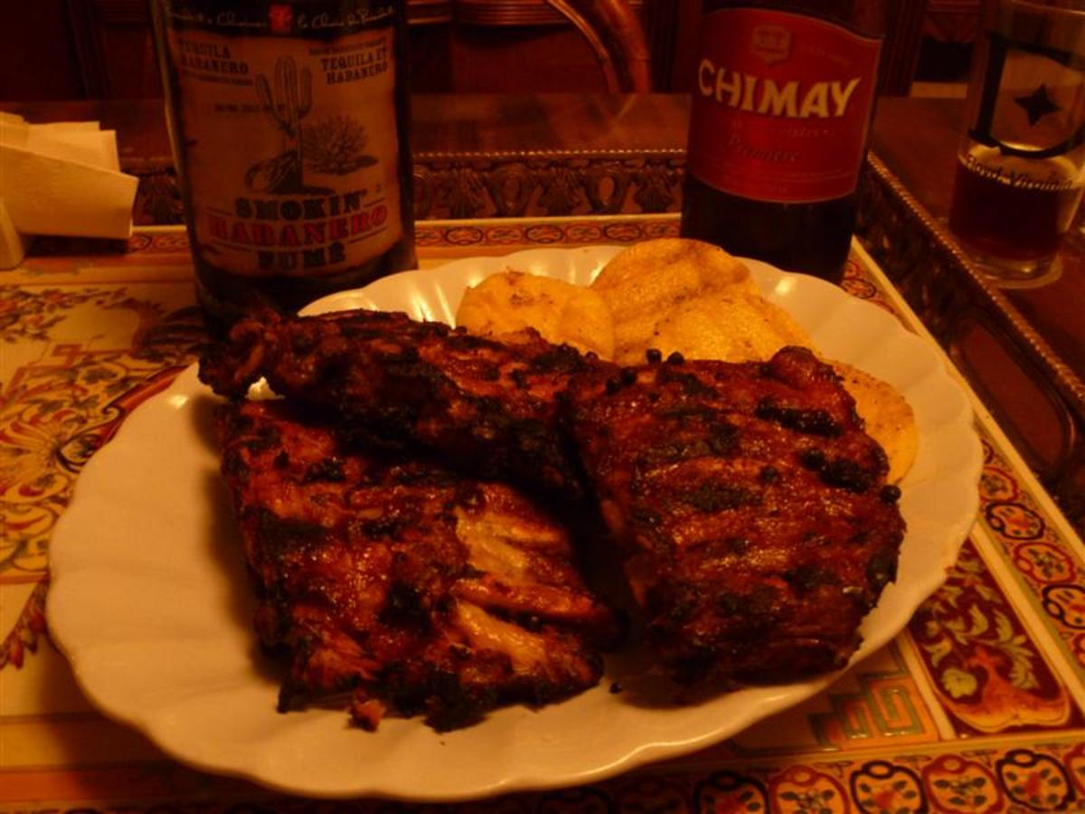 The Only BBQ Ribs Recipe You Will Ever Need