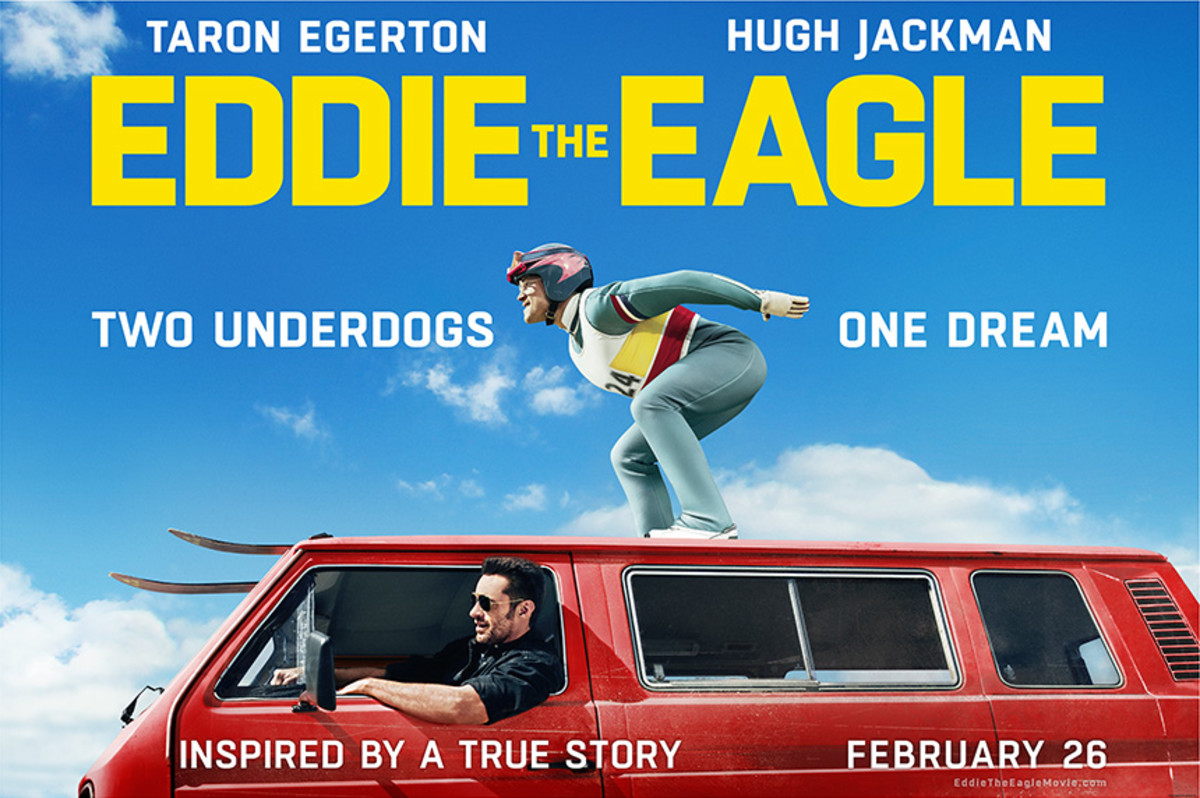 Eddie The Eagle - The Riles Review