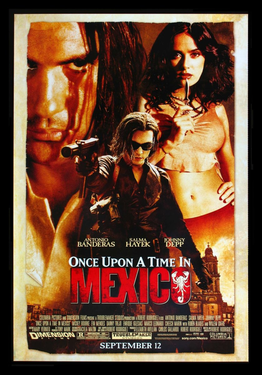 Should I Watch..? 'Once Upon a Time in Mexico'