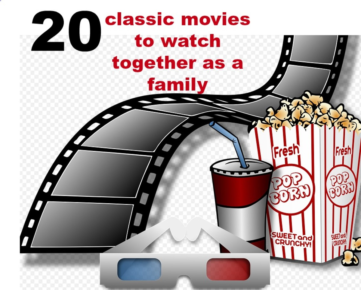 A family movie night can serve as a springboard for important conversations.