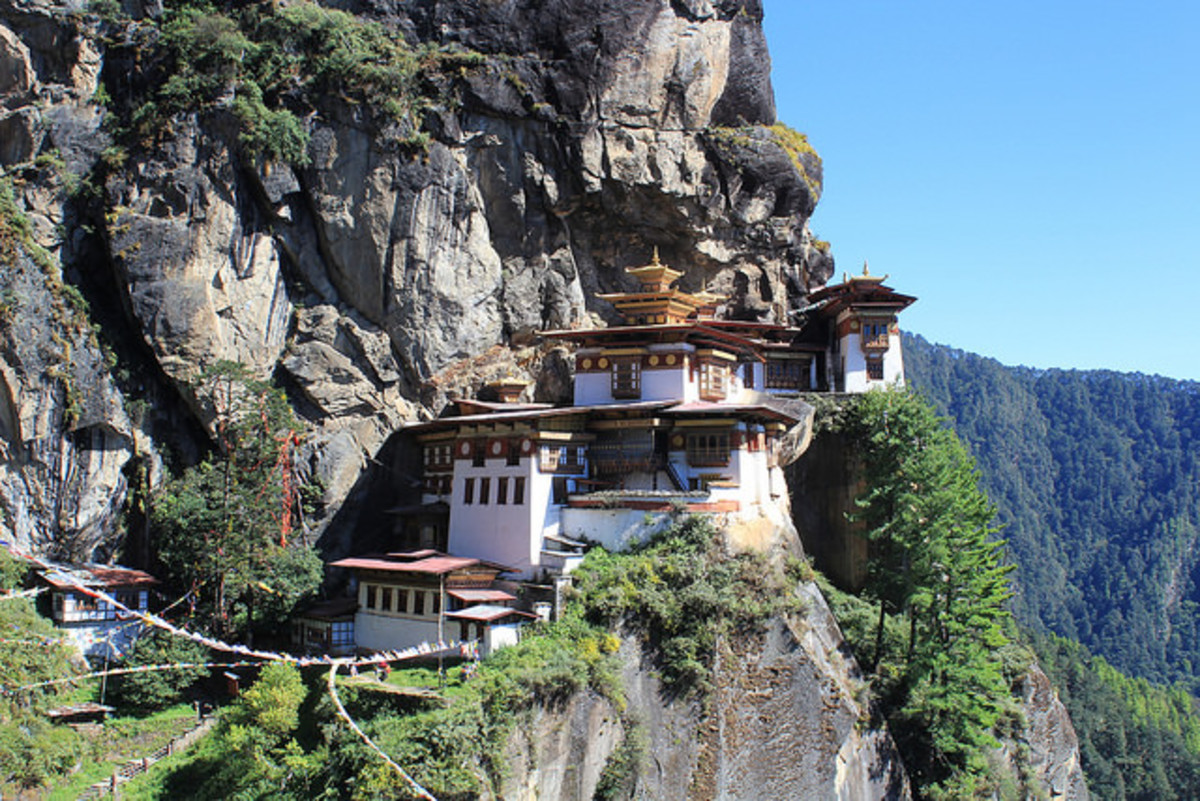Reasons Why Bhutan Is One of the Most Peculiar Countries in the World