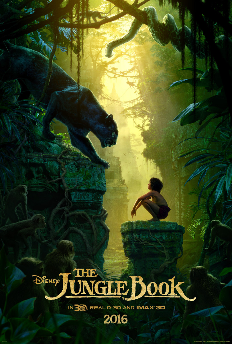 Film Review: The Jungle Book (2016) | ReelRundown