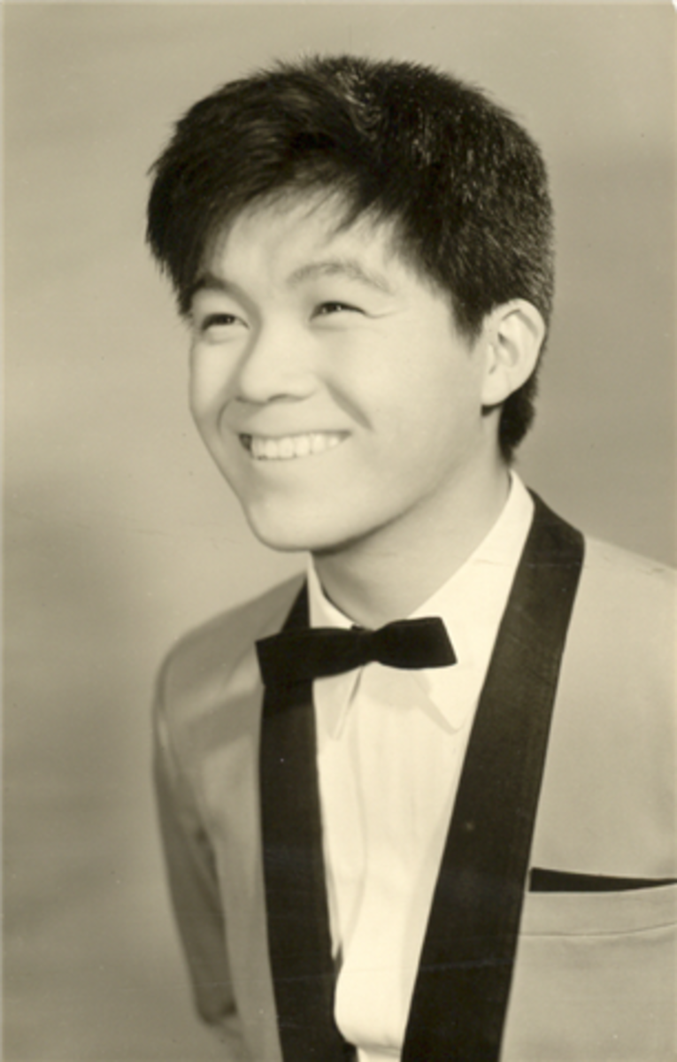Kyu Sakamoto was only 19 when he recorded Sukiyaki.