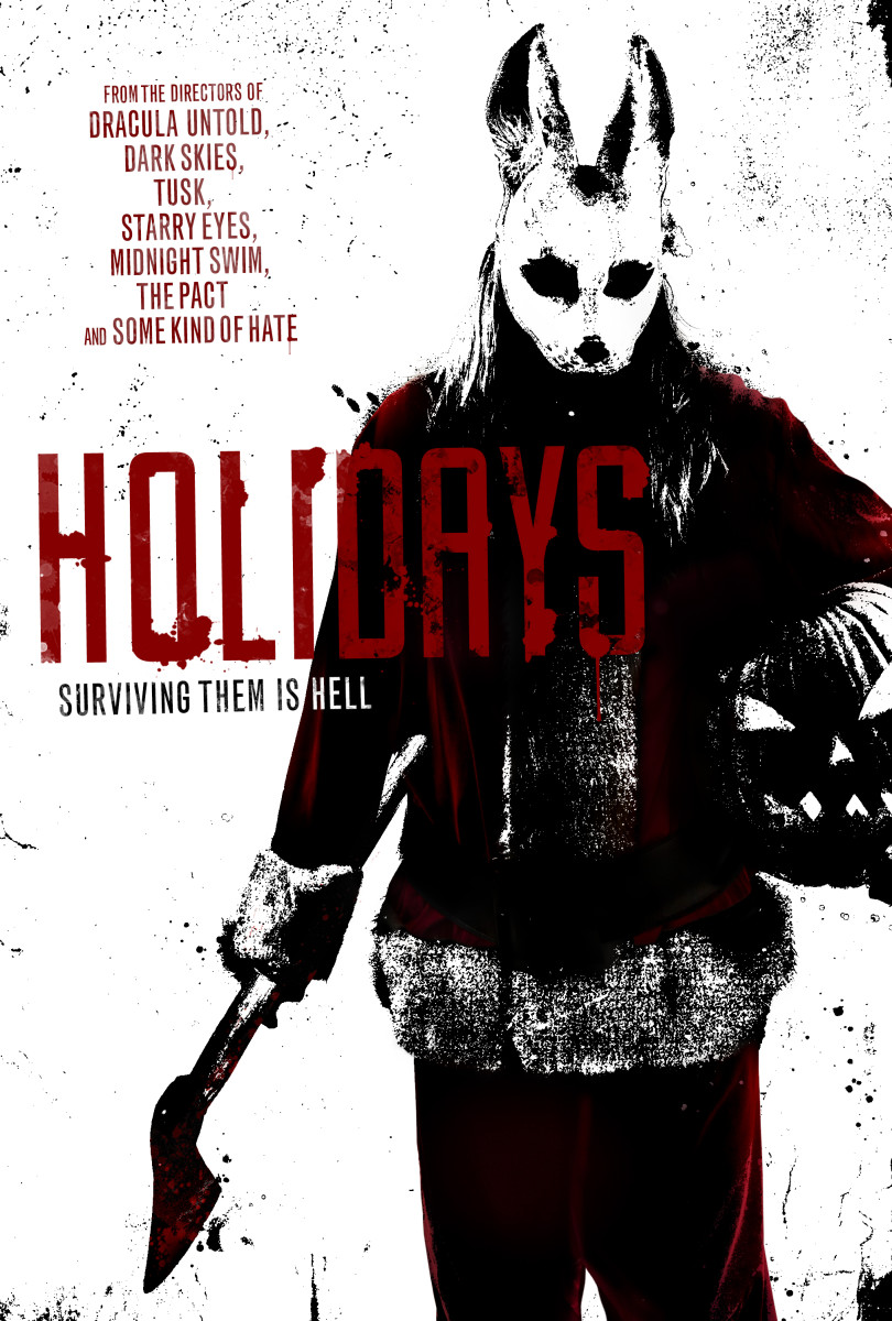 New Review: Holidays (2016)