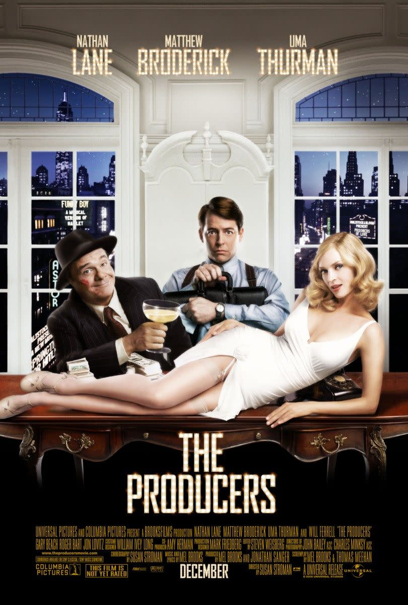 Film Review: The Producers (2005)