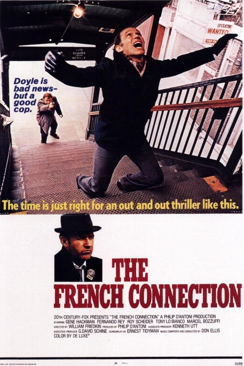 Film Review: The French Connection