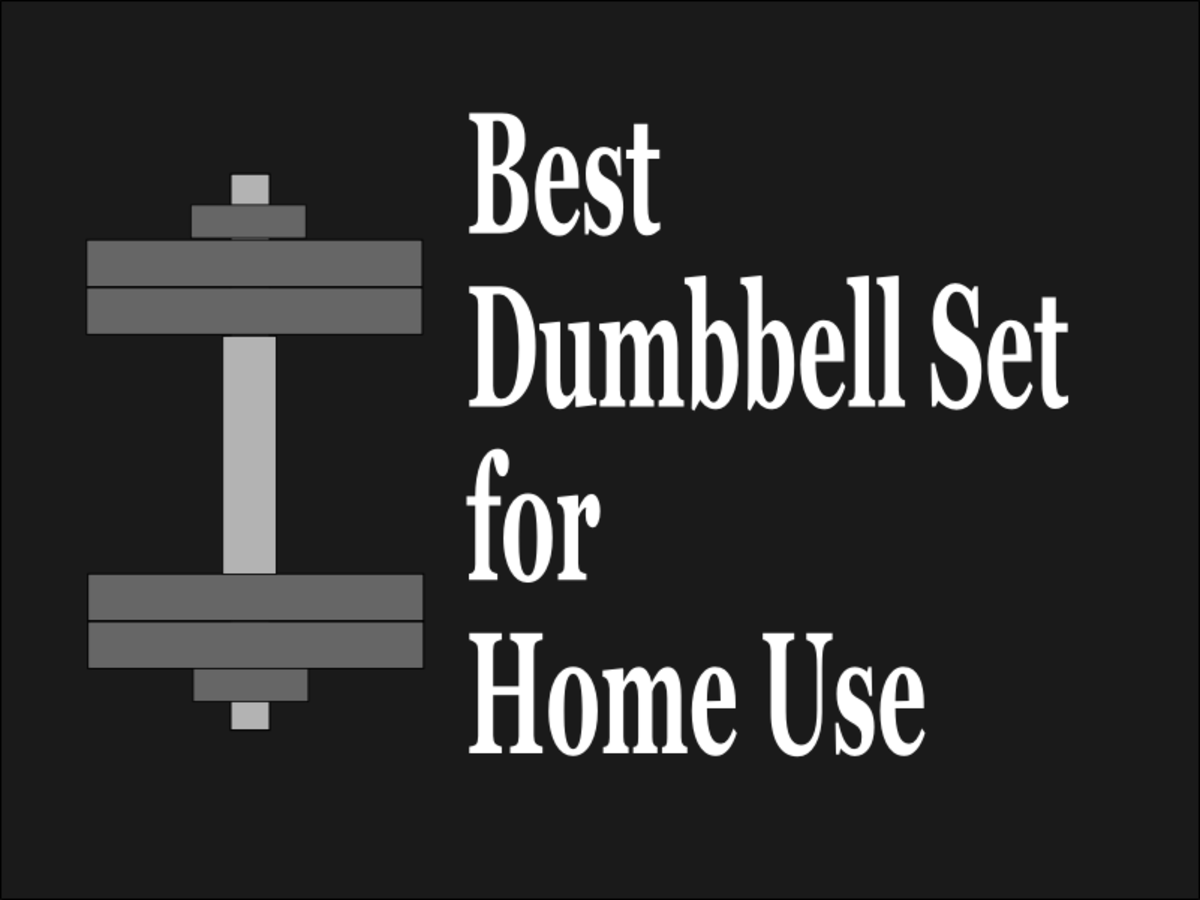 Choose the right dumbbells for your home gym.