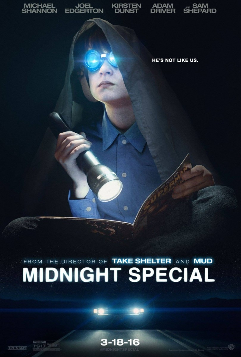 Midnight Special - The Riles Review