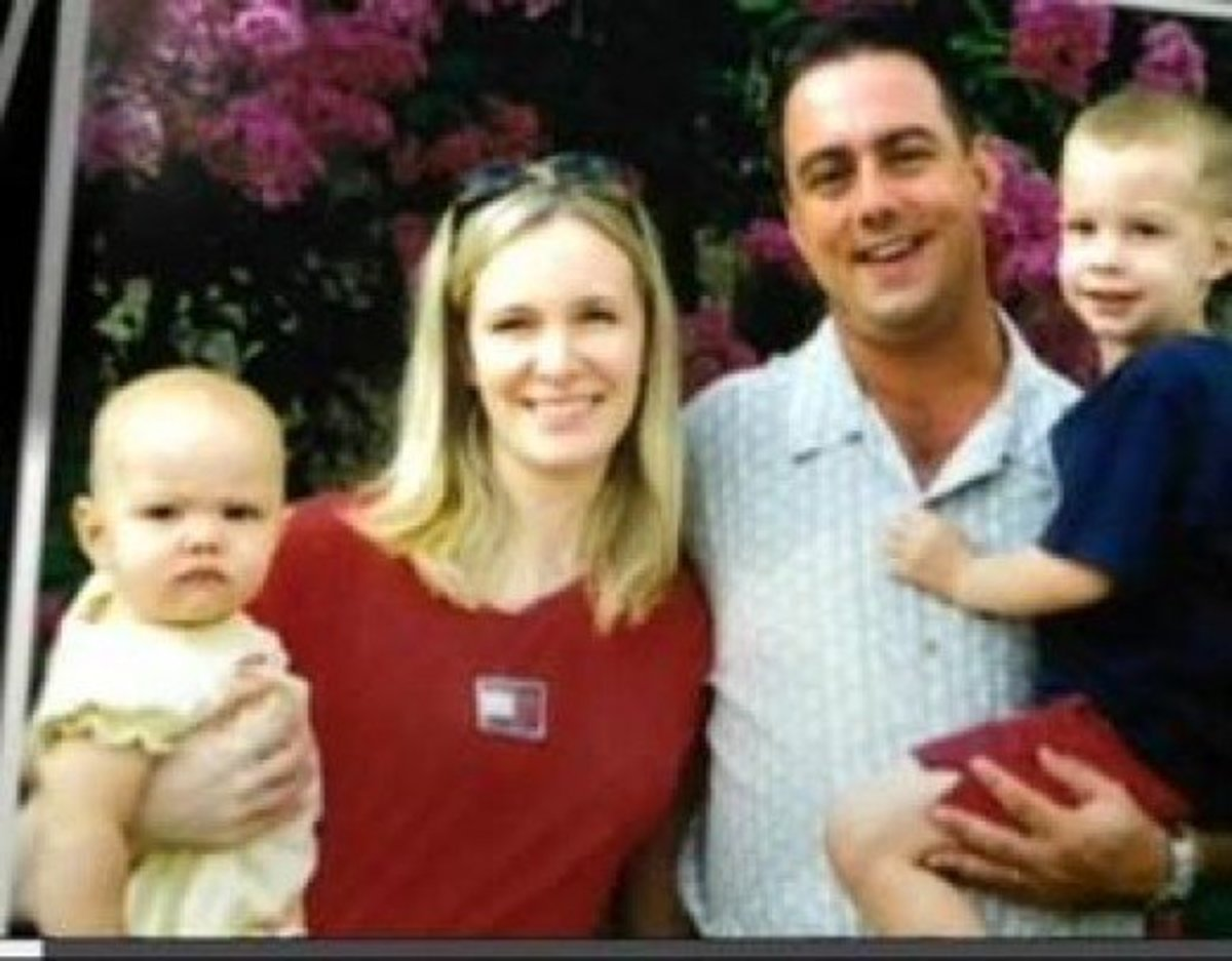 Jeff and Susan Wright with their children