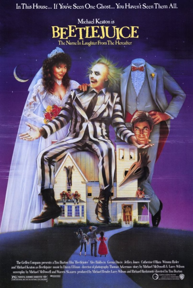 Film Review: Beetlejuice