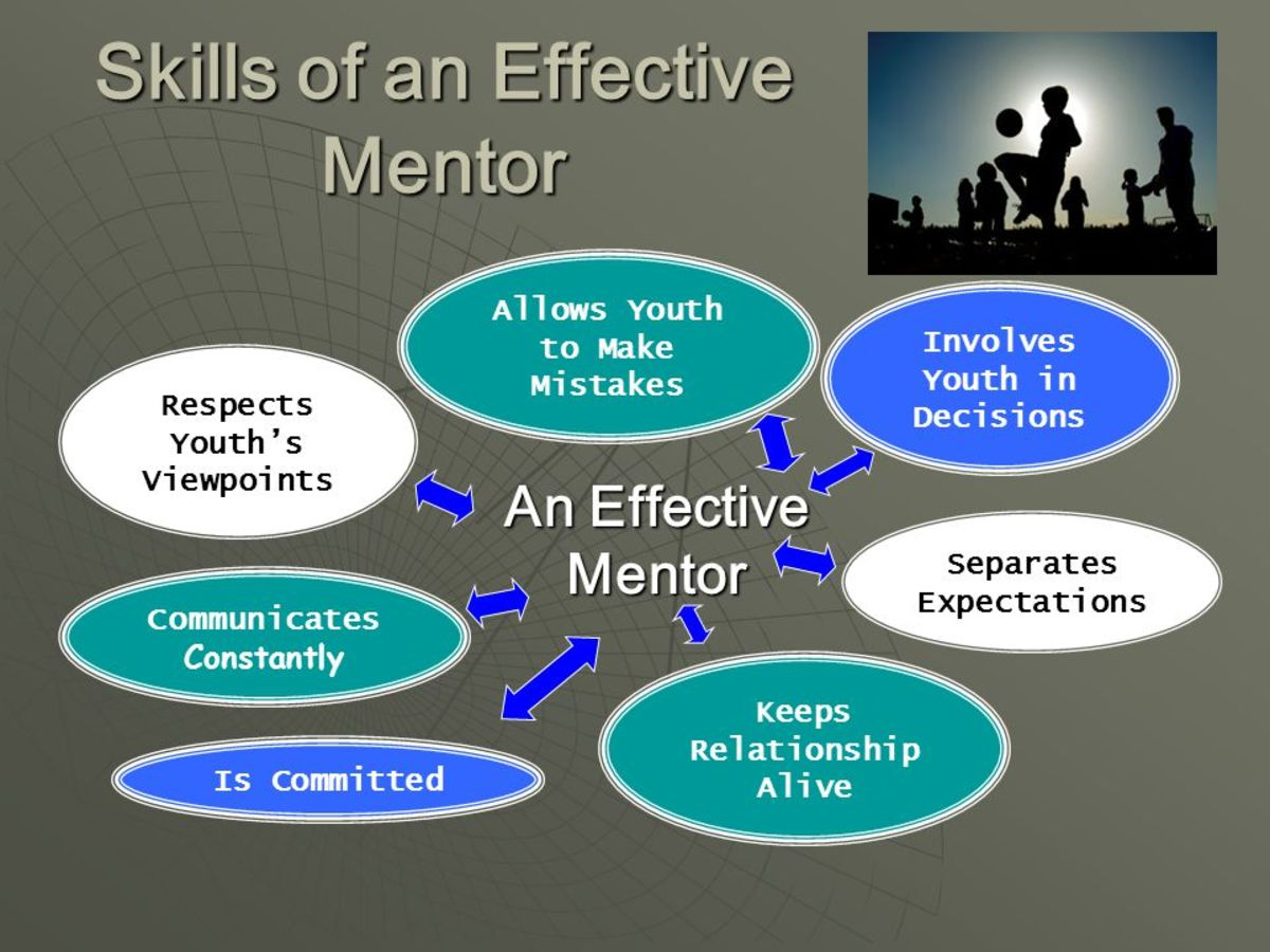 Being an Effective Mentor - Making Aging Positive