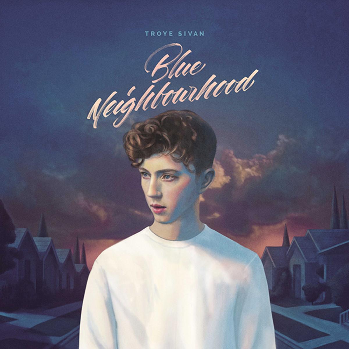 Troye Sivan's Blue Neighbourhood (Album Review)